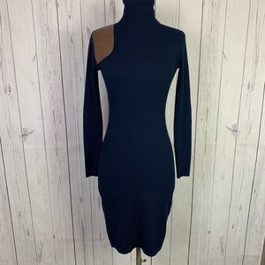 Ralph Lauren | Blue Label | Navy knit dress